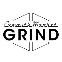 Exmouth Market Grind Logo