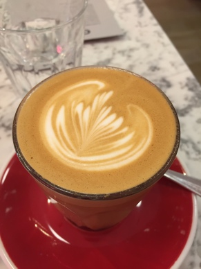 Terrific Cappuccino - The Date Night Review
