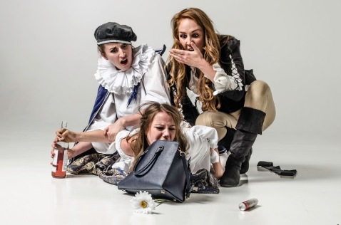 Shitfaced Shakespeare