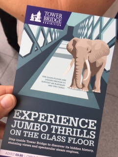 Nothing but Jumbo Thrills on this date